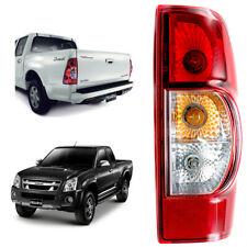 Genuine Right Bulbs + Red Tail Lamp Fits Isuzu D-Max Holden Rodeo 2007 2011