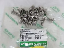 30 PCS LOT of OEM PGO Scooter T-Rex 50/110/125/150 Tapping Screw PN 90050601201