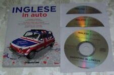 INGLESE IN AUTO - Con 3 CD audio - Editore De Agostini