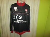 1.FC Kaiserslautern DoYo Football Spieler Training Zipper/Jacke + Nr.37 Gr.XL