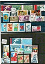 Postzegels Frankrijk jaar 1975 volledig van nr.1830 tot en met 1862 NIEUW