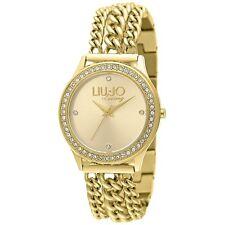 Orologio bracciale da donna LIU JO Luxury Collezione Atena TLJ934 dorato