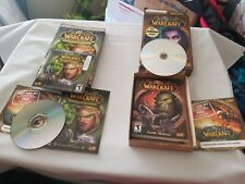 World Of Warcraft The Pc Game And Burning Crusade Expansion