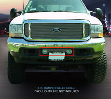 99-04 Ford Excursion F250 F350 F450 F550 Billet Grille Bumper Grill Insert Fedar