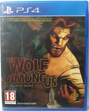 The Wolf Among Us. Ps4. Fisico. Pal Es