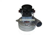 Saugmotor Saugturbine Ametek 119692-00 1560W 240V Pelletsauger Holzpellet