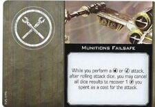 X-Wing 2.0 Munitions Failsafe Modification Upgrade