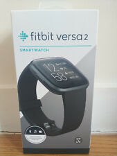 Fitbit Versa 2 Health & Fitness Smartwatch with Heart Rate Music, Alexa Built-in