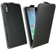 Mobile Phone Cover Case Accessories Black for Lenovo Vibe Shot Z90-7 @ COFI
