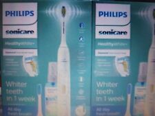 Philips Sonicare Healthy White+ Electric Toothbrush HX8911/04 RRP 140£