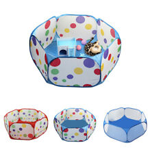 New listing Foldable Small Animals Playpen Cage for Hamster Rabbit Guinea Pig Mice Rat