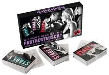 🔥 GESCHÄFTSAUFGABE📣 Kartenspiel Partnertausch 3 Level Erotik Sexspiel Swinger