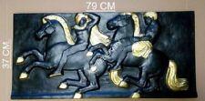 RELIEF REITER FLACHRELIEF GRIECHISCHE WANDRELIEF WANDBILD SKULPTUREN BILD GREEK