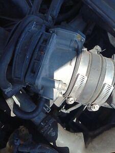 Nissan Pathfinder 2005 R51 Petrol Auto Throttle Body 05 06 07 08 09 10 11 12