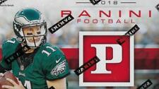 2018 Panini NFL Football Insert Cards Pick From List (All Sets Included)
