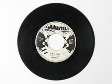 45 RPM record Alarm 112 soul funk Ted Taylor Somebody's Gettin' It Steal Away