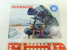 BQ207-0,5 # Märklin H0/00 Catalogo D 54 D / D54D/1954 (senza Buono Acquisto)