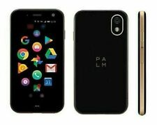 Palm Phone PVG100 Verizon GSM Unlocked Smartphone 3.3 inch 32GB Black Gold 3133