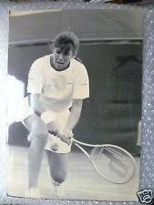 Tennis Press Photo- JENNIFER CAPRIATI in Action American Player