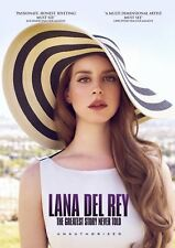 Lana Del Rey The Greatest Story Never Told Region 4 New DVD