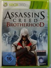 XBOX 360 GAME Assassin´s Creed Brotherhood, used but GOOD