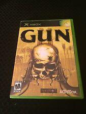 XBOX - Gun - Complete