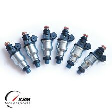 6x 440cc Fuel Injectors For BMW E36 E46 M50 M52 S50 M3 TURBO EV1 EV6