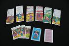 P1379 France cartes Ducale Ancien jeu de 7 familles Cirque
