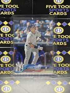 2018 Topps Series 2 - Gleyber Torres RC #699 - NY Yankees