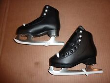 Lake Placid Cascade Boys figure Skates, never used, size J10, 6-2/3 ice skating