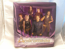 ANDROMEDA REIGN OF THE COMMONWEALTH COLLECTORS BINDER