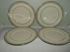 A Gorgeous Set of Four Minton Wimbledon Dinner Plates