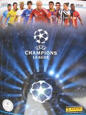 PANINI  UEFA Champions League 2013 / 2014 Complete 630 Stickers Collection Album