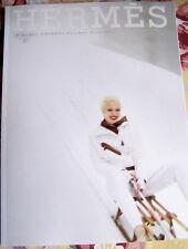 Hermes Le Monde D' Hermes Fall Winter 2013 Fashion Men Women Scarves Paris