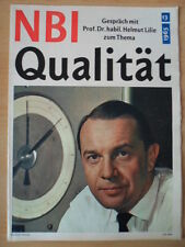 NBI 13 - 1965 3* Karte Niederlande Thema Qualität Tripolis Modelleisenbahn DDR