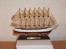 Collezione Modello Nave THOMAS W.LAWSON Kuststoff e legno