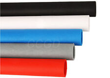 2x3m Non Woven Fabric Backdrop photo video Photography Background colourful red