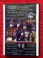 Coupe du Monde 1998 Coffret DVD Equipe De France (lire L'annonce)