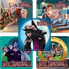 "25 Hotel Transylvania 3 Movie Stickers, 2.5"" x 2.5"" each, Party Favors"