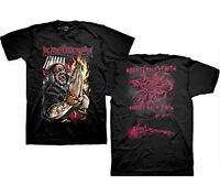 KATAKLYSM - Breaching The Asylum T SHIRT M-L-XL-2XL Brand New Official T Shirt