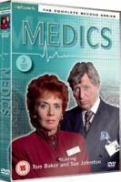 MEDICS the complete second series 2. Two discs. New sealed DVD.