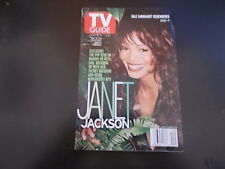 Janet Jackson - TV Guide Magazine 2001