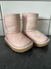 Genuine Pale Pink UGGS Childrens Size 5
