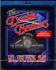 DOOBIE BROTHERS let the music play the story of the doobie.. Blu-ray NEU OVP
