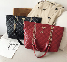 Große Tasche Shopper Bag Damen Handtasche Tragetasche B