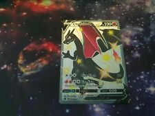 POKEMON Shining Charizard V No Gold Star  LeggiDescrizione/ReadDescription