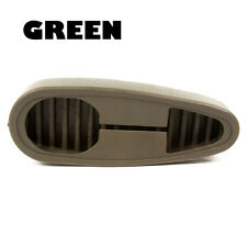 Green Recoil Rubber Snap-on Non-Slip Standard 6 Position Recoil Pad /Buttpad