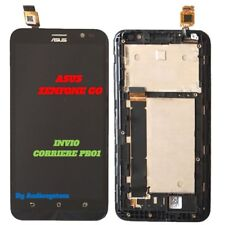 P1 DISPLAY+TOUCH SCREEN +FRAME COVER FOR ASUS ZENFONE GO 5,5 ZB551KL X013D BLACK