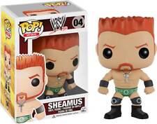 WWE - Sheamus Pop! Vinyl Figure NEW IN BOX Funko #04