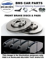 HONDA CIVIC 2.0 TYPE-R EP3 2001-2005 FRONT 2 BRAKE DISCS AND PADS SET NEW